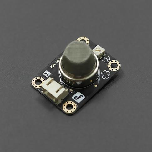 模拟LPG气体传感器 (MQ6)