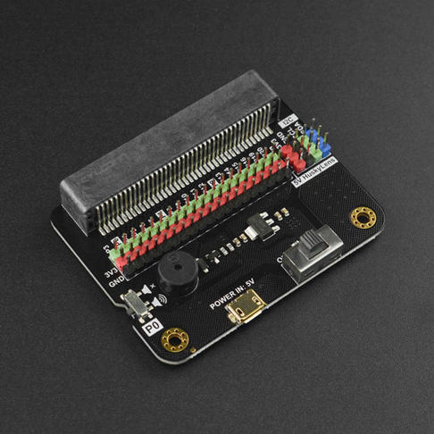 micro:IO Extend micro:bit 掌控板 IO扩展板