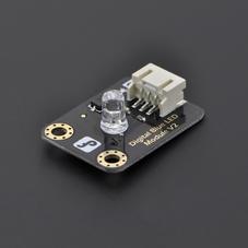 数字蓝色LED发光模块(Arduino兼容)
