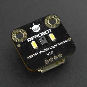 DFRobotDF精选-Gravity: AS7341可见光谱传感器