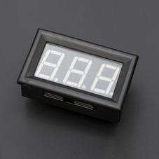电源模块-LED直流电流表 50A 绿色