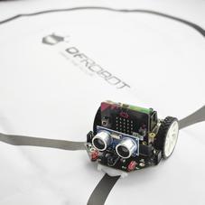 micro:bit-micro:bit麦昆编程机器人小车巡线地图