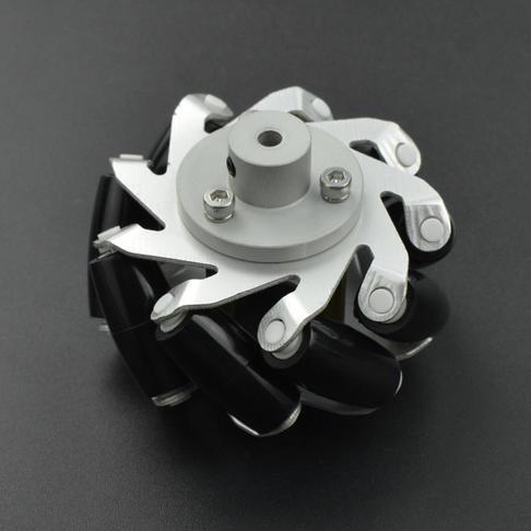金属麦克纳姆轮-右轮(65mm)