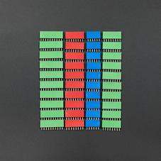 电子元件-RGB 彩色排母