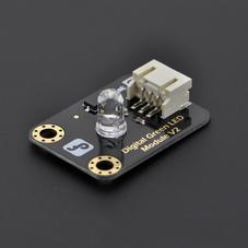 LED模块-数字绿色LED发光模块(Arduino兼容)