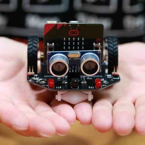 麦昆: micro:bit教育机器人