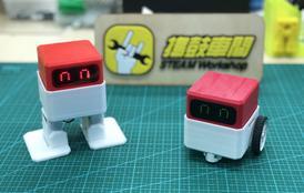 桌面萌宠系列之 Pandy,谁说智能车不能卖萌!