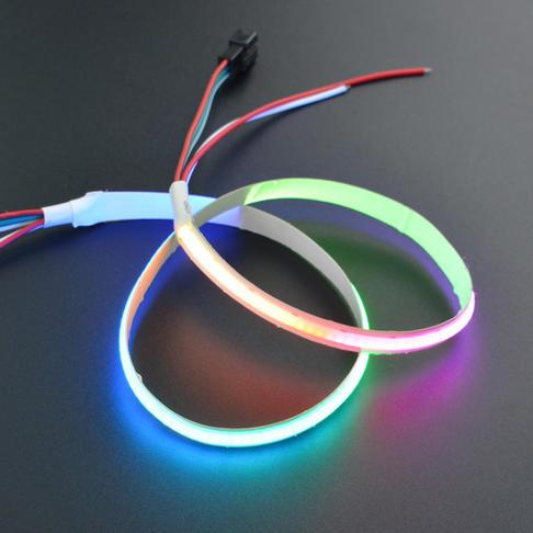 5V RGB可编程柔性灯带(50cm)