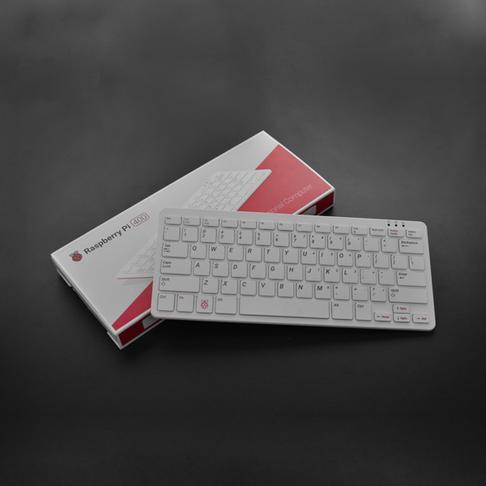 预售!Raspberry Pi 400键盘电脑一体机(美版)