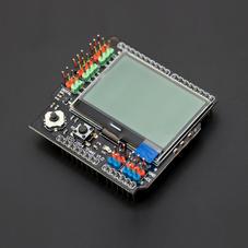 LCD12864 显示屏 扩展板