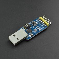 新品-6合1多功能轉串口模塊