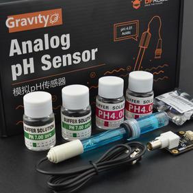 DFRobotDF精选-Gravity: 模拟pH计V2