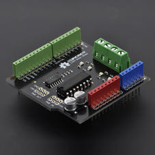 L293 Motor Shield(Arduino兼容)