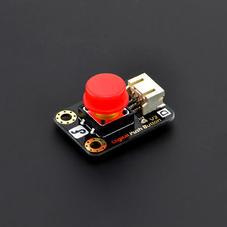 传感器模组-数字大按钮模块 红色