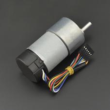 直流电机-12V 直流减速电机251rpm 带编码器