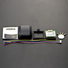 传感器模组-GPS信号接收模块 带外壳