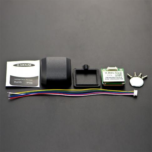 GPS信号接收模块 带外壳