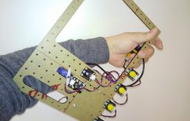 高级配置的s4a互动媒体的控制板