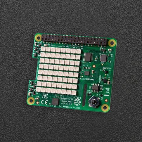 树莓派传感器扩展板