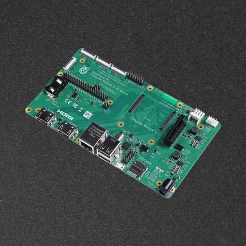 预售!树莓派计算模块4IO扩展板