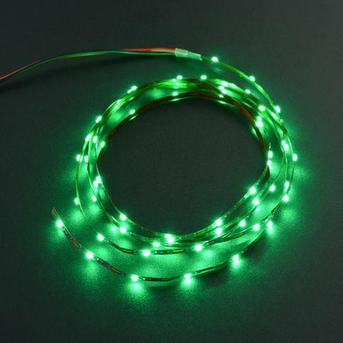 2.5mm柔性灯带(5V 60灯)绿色