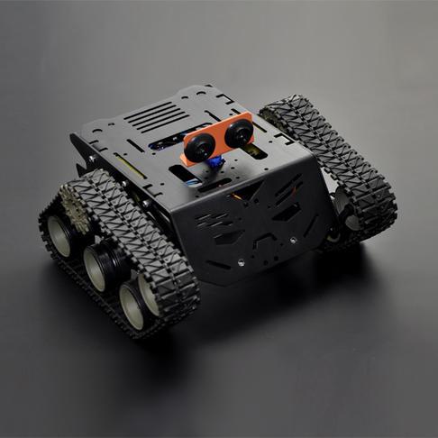 Devastator履带机器人移动平台(金属电机版)