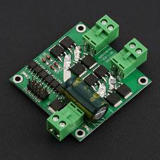 直流电机驱动-12/24V 7A 160W双路直流电机驱动模块