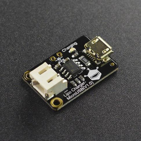 锂电池充电板MicroUSB