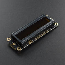 Gravity: I2C LCD1602 RGB彩色字体液晶...