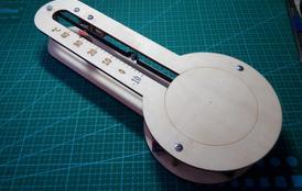 Arduino机械结构温度计