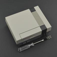 树莓派配件-NES游戏机风格树莓派外壳 NESPi Case+(带转接板...