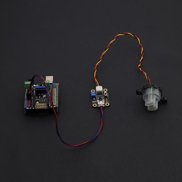 液體傳感器熱賣推薦-Gravity:模擬水質濁度傳感器