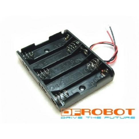 A4WD/3PA小车专用5节5号电池盒