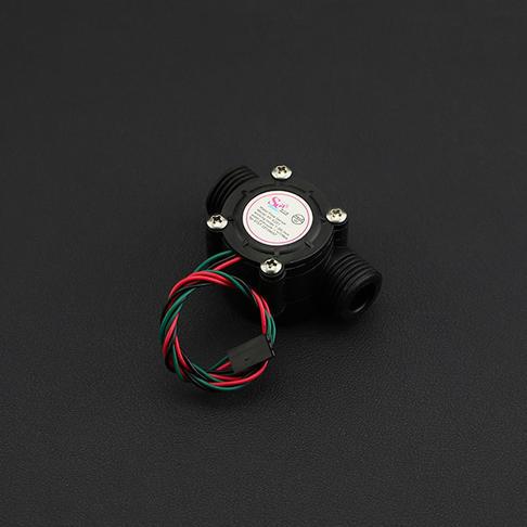 "Gravity: 液体流量传感器 - 1/2""(8mm)"