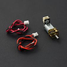 带接口金属齿轮减速电机 (50:1)
