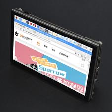 全部商品-5'' 800x480 TFT树莓派电容式触摸屏(DSI接口...