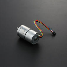 12V 无刷带编码器电机 (159RPM)