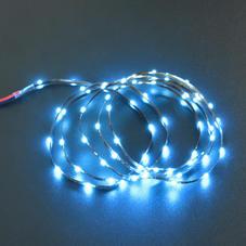 新品-2.5mm柔性灯带(5V 60灯)冰蓝色