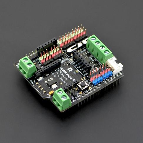 IO传感器扩展板 V6 (兼容Arduino)