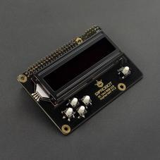 树莓派-树莓派RGB LCD1602 按键扩展板 彩色字