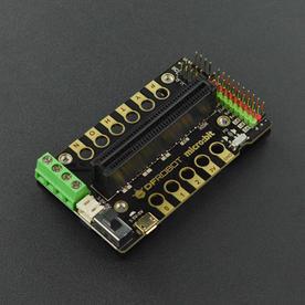 DFRobot创客商城热卖推荐micro:bit掌控I/O扩展板
