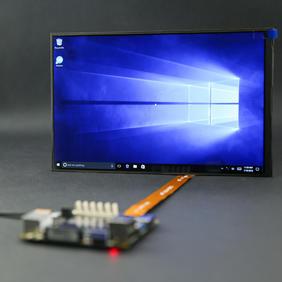 10.1英寸 1920 x 1200分辨率LattePanda IPS显示屏