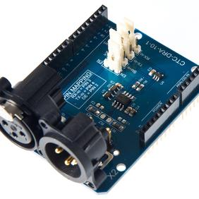 DMX扩展板 Arduino兼容