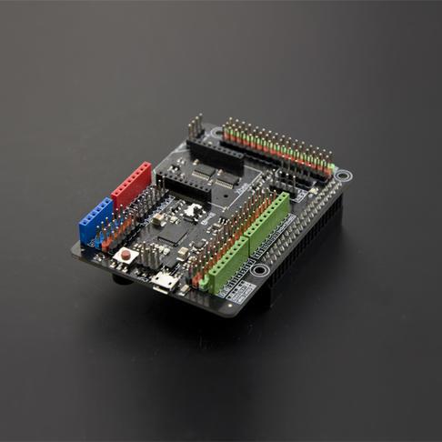 Arduino 树莓派扩展板 (兼容树莓派 B+/2B/3B/3B+)