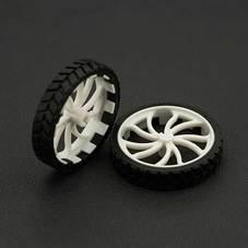 零件-优质ABS橡胶轮(一对)
