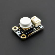 传感器模组-数字大按钮模块 白色
