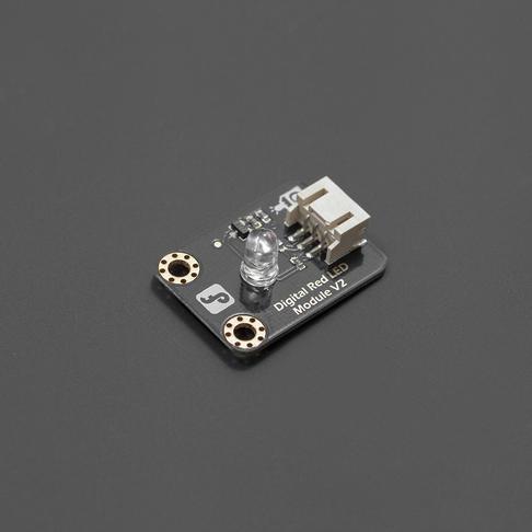 数字红色LED发光模块(Arduino兼容)